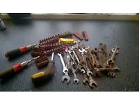 Selection of old spanners