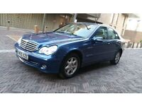 2005 | Mercedes-Benz C Class 1.8 C180 Kompressor | Automatic | 6 Months MOT | HPI Clear