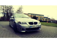 2005 BMW 530D mSport LOW mileage 114k Touring, Panoramic Roof, SatNav