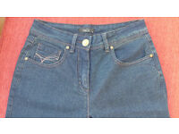 M And Co size 8 brand new jeans