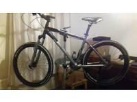 "Giant Terrago 19"" hardtail mountain bike"