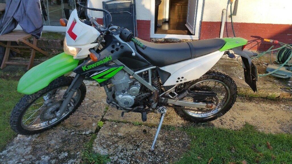 2013 kawasaki KLX 125cc