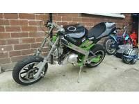 Mini moto midi moto motor bike