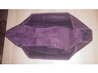 Icandy cherry basket purple