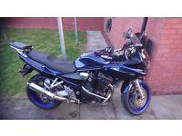 Suzuki bandit gsf1200sk2