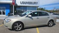 2012 CHEVROLET MALIBU LT- BLUETOOTH! XM! ALLOY WHEELS!!