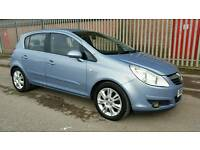 2007 Vauxhall Corsa Design  1.4 5dr... December MOT. Fiesta corollayaris megane clio focus