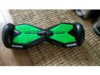 Kawasaki electric hoverboard