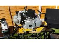 125cc Lifan motorbike engine