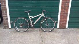 Muddy Fox bicycle