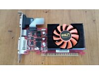 Palit Geforce GT 430 graphics card with 1GB VRAM - good condition