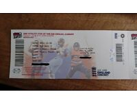 India vs England t20 Cardiff Match Tickets