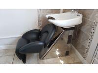 Pietranera eurowash salon backwash black