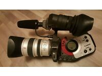 professional camcorder cannon xl1s with plenty extras