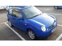 Volkswagon lupo 999cc £695