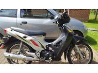 jialing 125cc scootor 2007