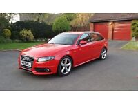 Audi A4 Avant 2.0 TDI S line Special Edition 5dr *** JUST HAD FULL SERVICE**FIRST TO SEE WILL BUY**