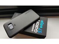 Samsung Galaxy S7 Edge - Onyx Black 32gb