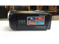 Sony HDR-CX220E | Camcorder Black | RRP £219.99