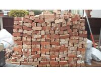 1930's red bricks