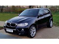 BMW X5 3.0 30d M Sport 5dr 7 SEAT++REAR ENTERTAINMENT++
