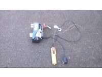 ELECTRIC HOIST / WINCH 240V