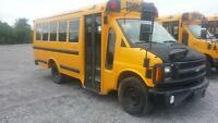 SCHOOL BUS FORD, GMC , MANY TO CHOOSE FROM