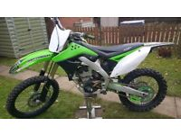 2010 Kawasaki kxf 250 kxf250 motocross off road bike Rmz Yzf Crf Sxf