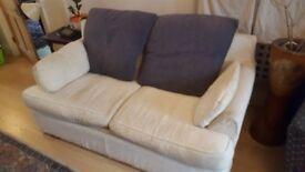 White Sofa bed