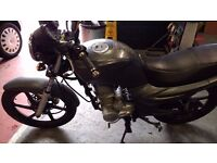 SYM XS 125 Spares Or Repair HPI Clear