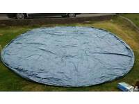 Intex 15ft pool accessories spares ( pool cover )