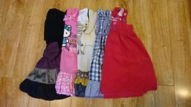 Girls clothes size 4-5 years