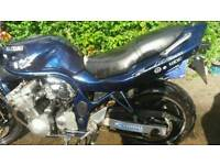 Suzuki bandit 600 1999 spares and repairs