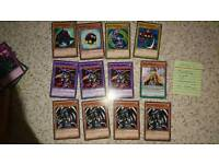 Yugioh cards for sale or trades