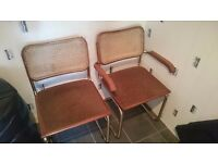 6 chairs, free to a good home