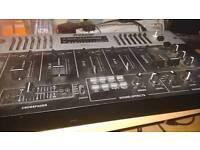 Pro Sound 4 Channel DJ Mixer