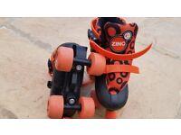 Zinc Adjustable Quad Skates size 13 -3