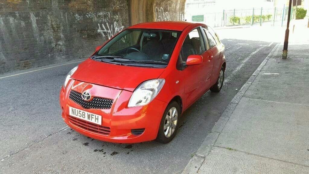 Toyota Yaris TR S-A, 2008 year, low mileage, petrol, Semi Auto