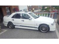 Mercedes-Benz, C CLASS, Saloon, 1996, Automatic, 2199 (cc), 4 doors