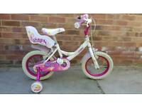 Young Girl's Bike