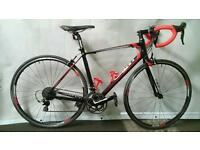 Mens Giant Defy Road Bike Med/Large 700c Lightweight with Carbon Legs