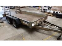 Used Plant trailer 10ft x 5ft