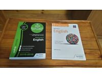 National 5 English Revision books