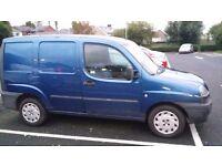 For sale Fiat Doblo van