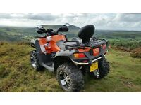2013 Quad bike Quadzilla X8 800cc road legal like new