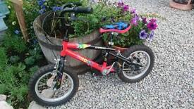 """Bronx Dinosaur Kids bike - 14"""" wheels"""