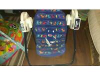 Fisher price baby swing / rocker chair. Foldable.