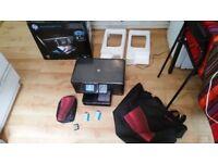 HP Photosmart Plus e-All-in-One Printer (B210a) good condition