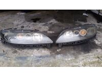 *2006 MAZDA 6 FRONT HEADLIGHTS £40* SPARES PARTS BREAKING FACELIFT CHEAP