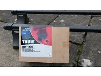 Thule roof bars for Ford Focus